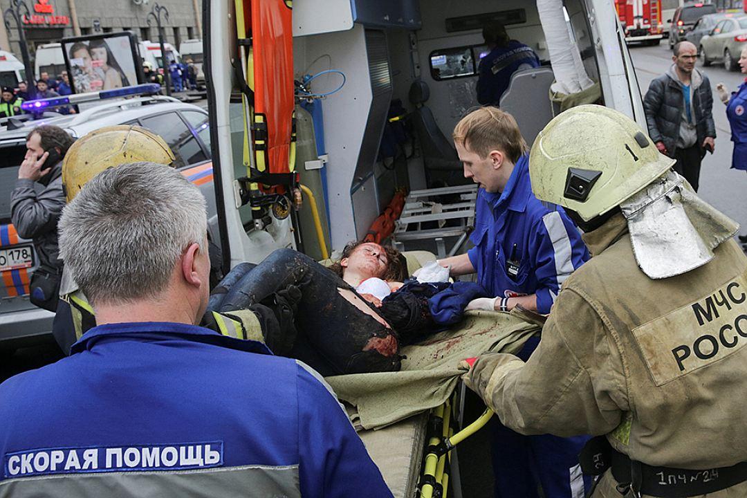 С точки зрения террористов, теракт Акбаржона Джалилова был успешным Фото: REUTERS