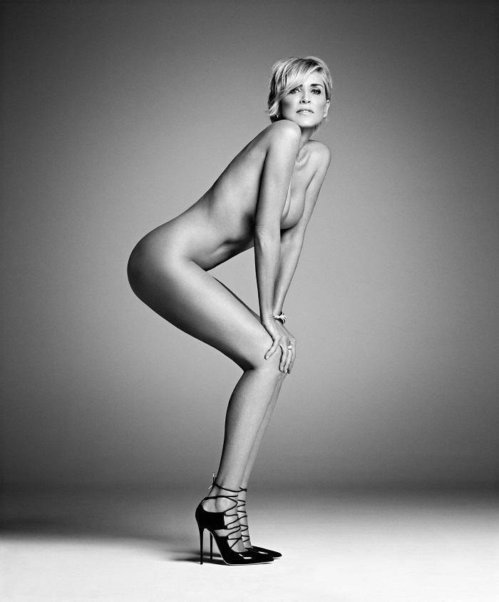 Шэрон Стоун показала, как должна выглядеть женщина в 57 лет