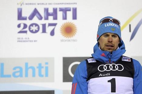Сергей Устюгов победил вскиатлоне наЧМ вфинском Лахти