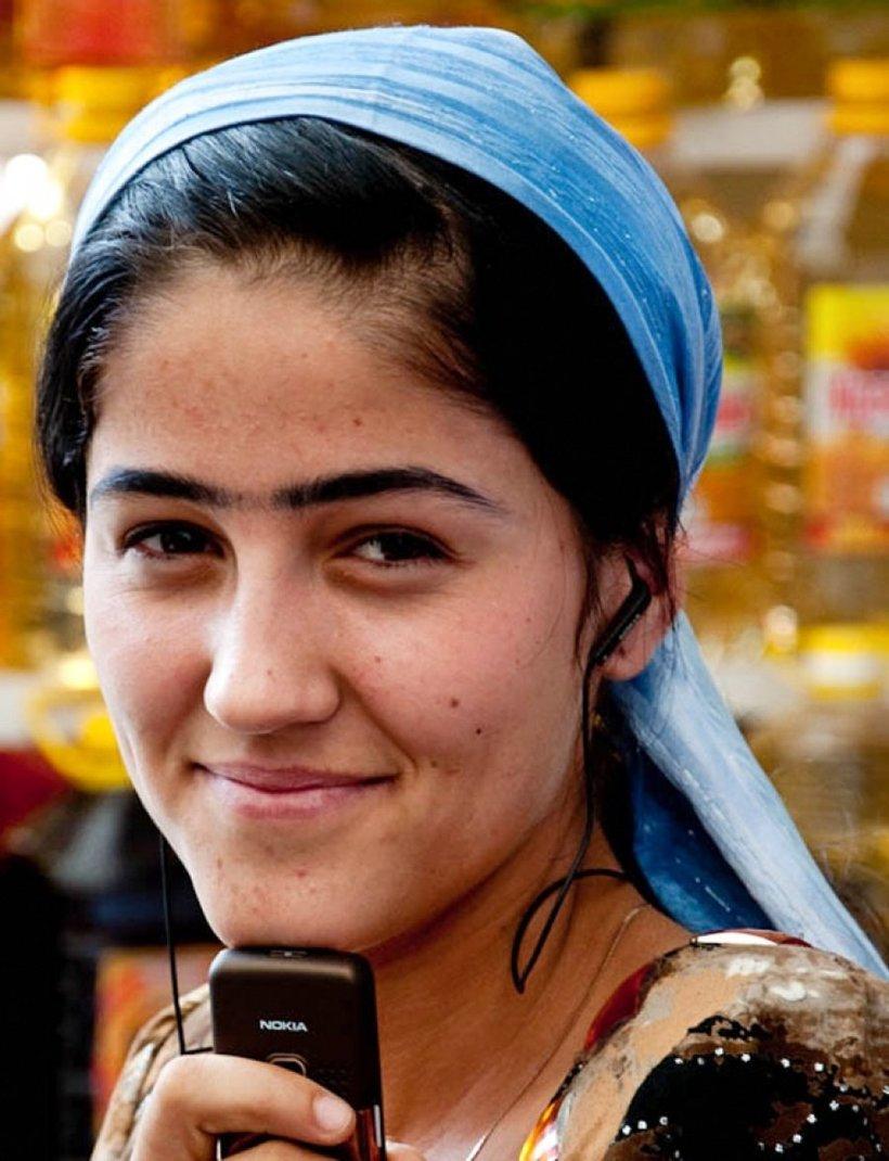 Тажикский фото девушек