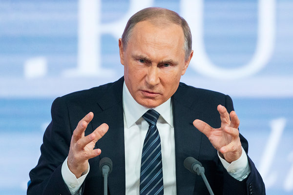 Россия нащупала болевую точк…