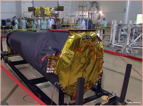 Вроссийском ядерном центре изготовили телескоп для внеземных цивилизаций
