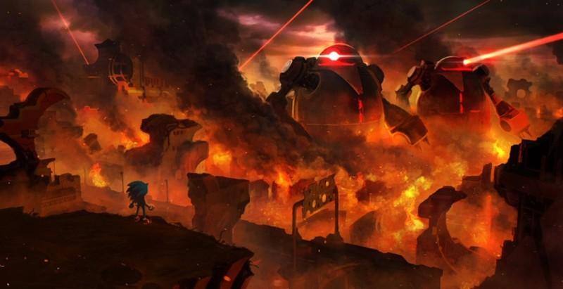 Sega анонсировала новую игру про Соника