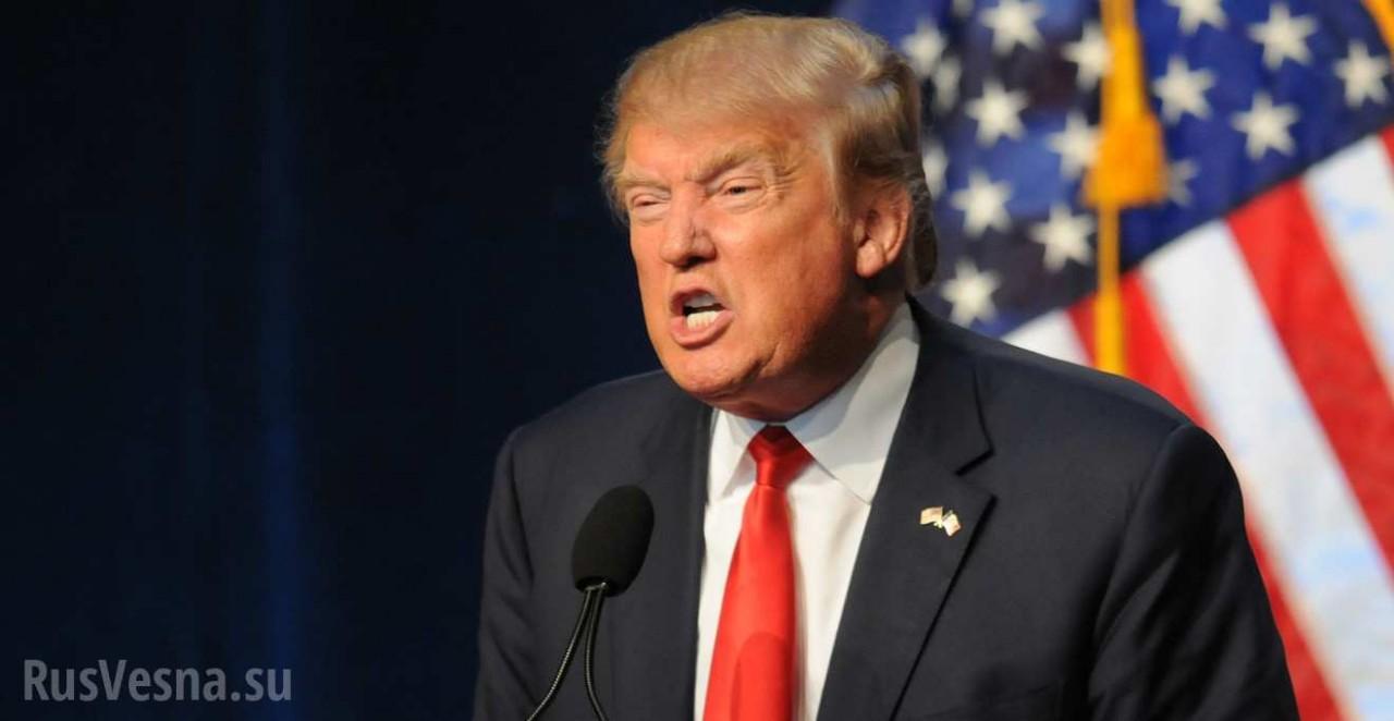 Трамп имитирует агрессию, приняв правила игры, — Вассерман