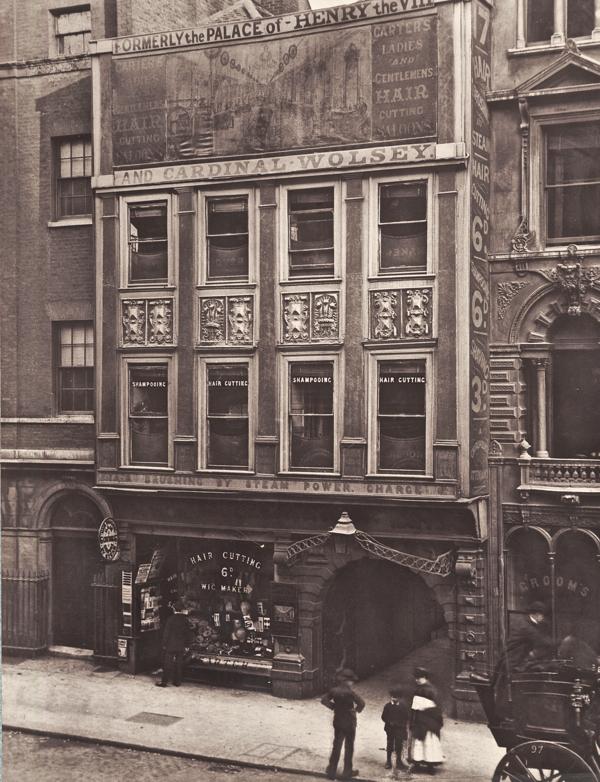 Призраки старого Лондона