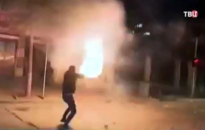 В беспорядках в Батуми пострадали более 30 человек