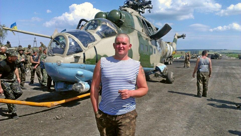 Современное состояние парка вертолетов Ми-24 на Украине