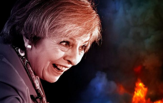 Шоу для Европы: Тереза Мэй не сможет навязать «дело Скрипаля» Китаю