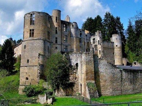 Удивительные и необычные туристические достопримечательности в Люксембурге