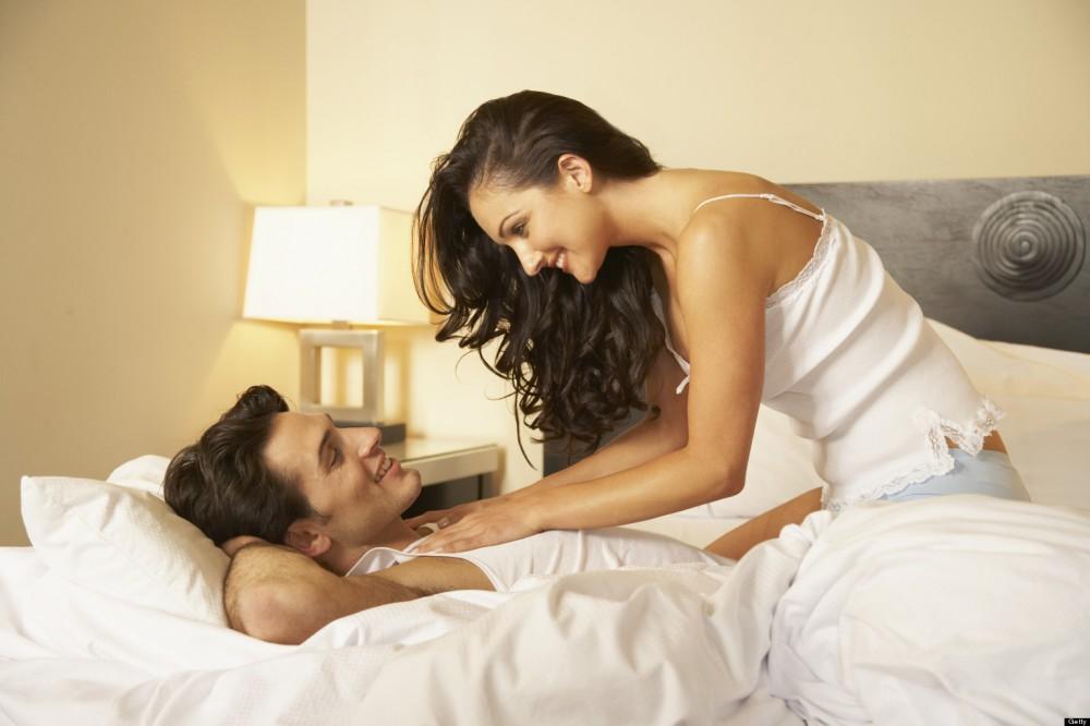 Как сделать девушке приятно а постели нет
