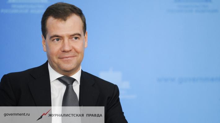 Медведев: Сохранение братских отношений РФ и Республики Беларусь - общая обязанность