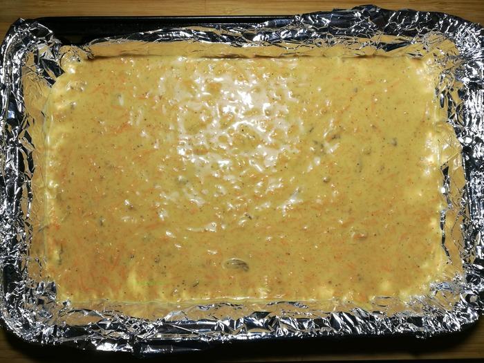 Коврижка морковная Рецепт, Длиннопост, Еда, Кулинария, Мужская кулинария, Морковь, Морковный пирог, Морковный торт