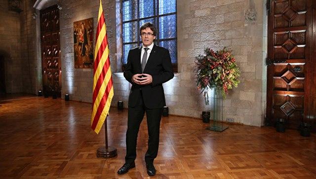 Каталония, всё только начинается...