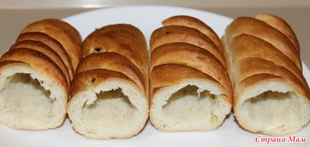 Оригинальные горячие бутерброды.