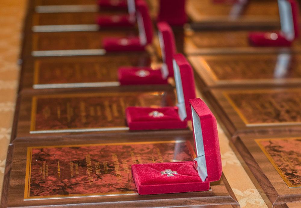 В Москве вручили награды лауреатам Международной премии «Человек года – 2016»