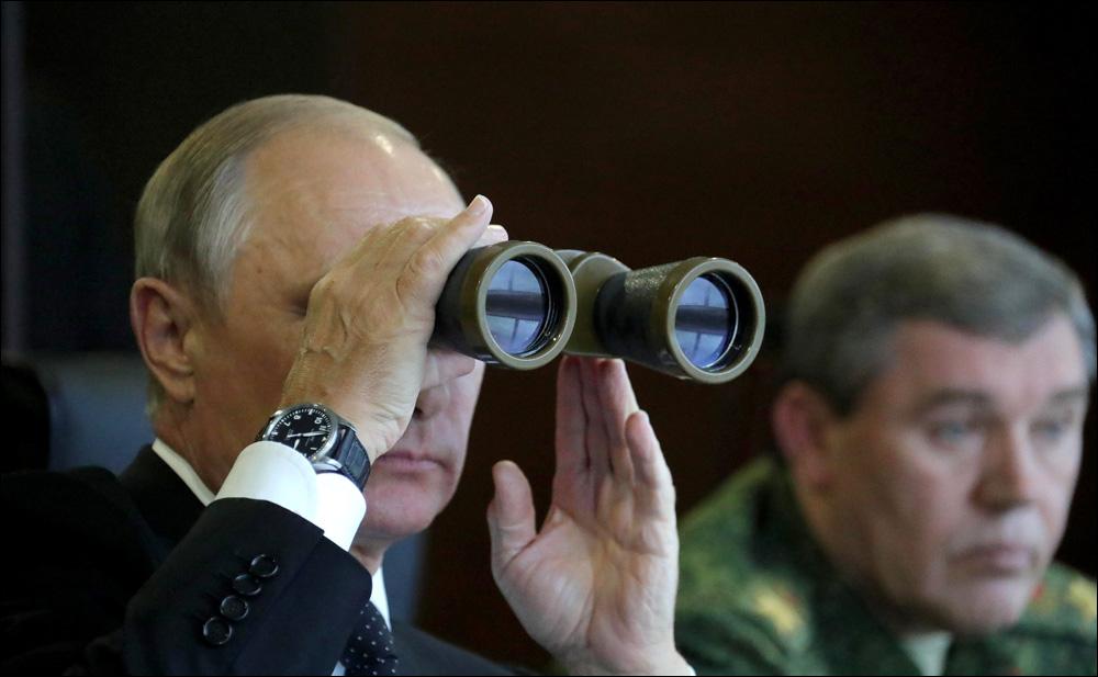 Недовольство Кремля. Вот почему Путин не приехал на белорусский полигон
