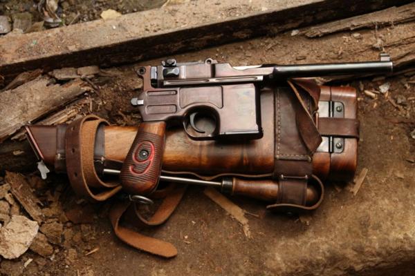 """Необычные факты о легендарном пистолете """"Маузер"""" о которых мало кто знает"""