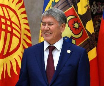 В Москве вылечили президента Киргизии