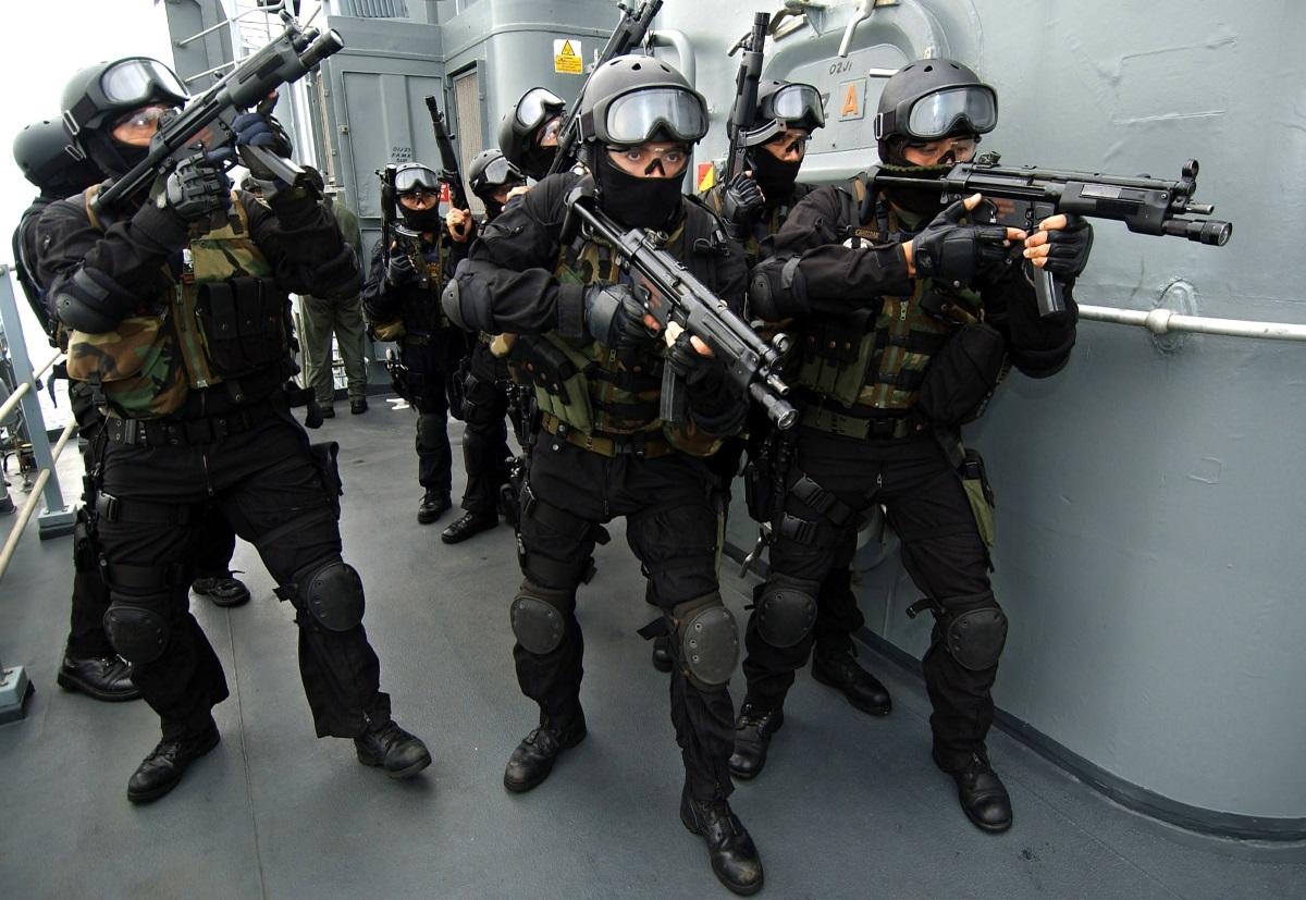 «Каратели» в Крыму: «Альфа» показала морпехам ВСУ, какой их ждет приём