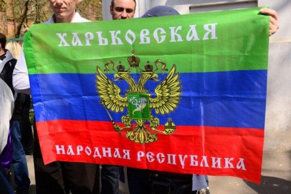 Харьковскую Народную Республику поддержал Бундестаг