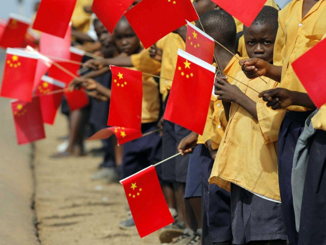 Китайская колонизация Африки