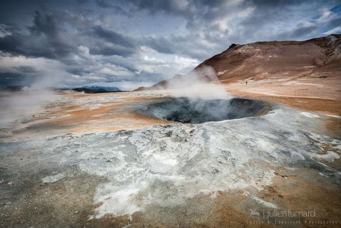 От красоты исландских пейзажей захватывает дух