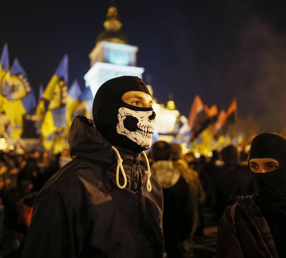 Евронацисты планируют реванш
