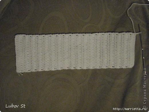 Сумочка из колец с бисером. Вязание крючком без отрыва ниток (16) (520x390, 120Kb)