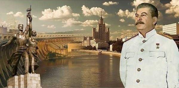 Речь И.В. Сталина : Что такое советская система хозяйства ?