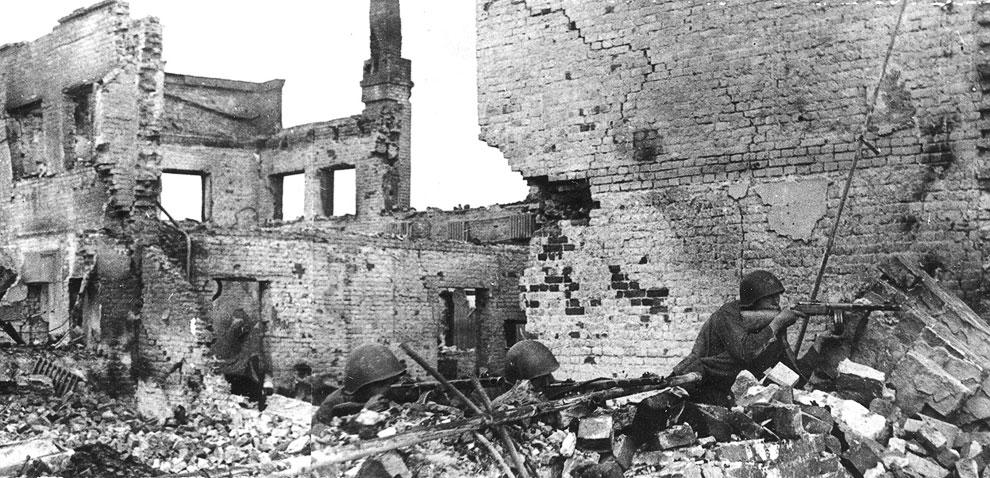 Сталинградское Евангелие...