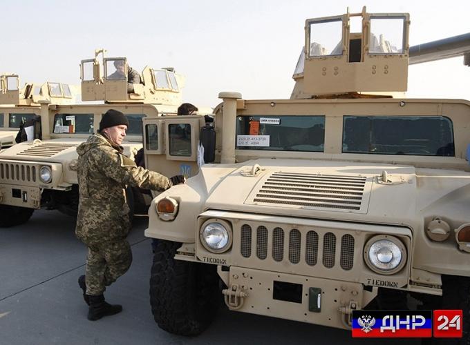 Волкер пообещал новые поставки оружия Украине