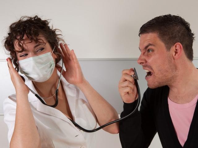 Голос пациента