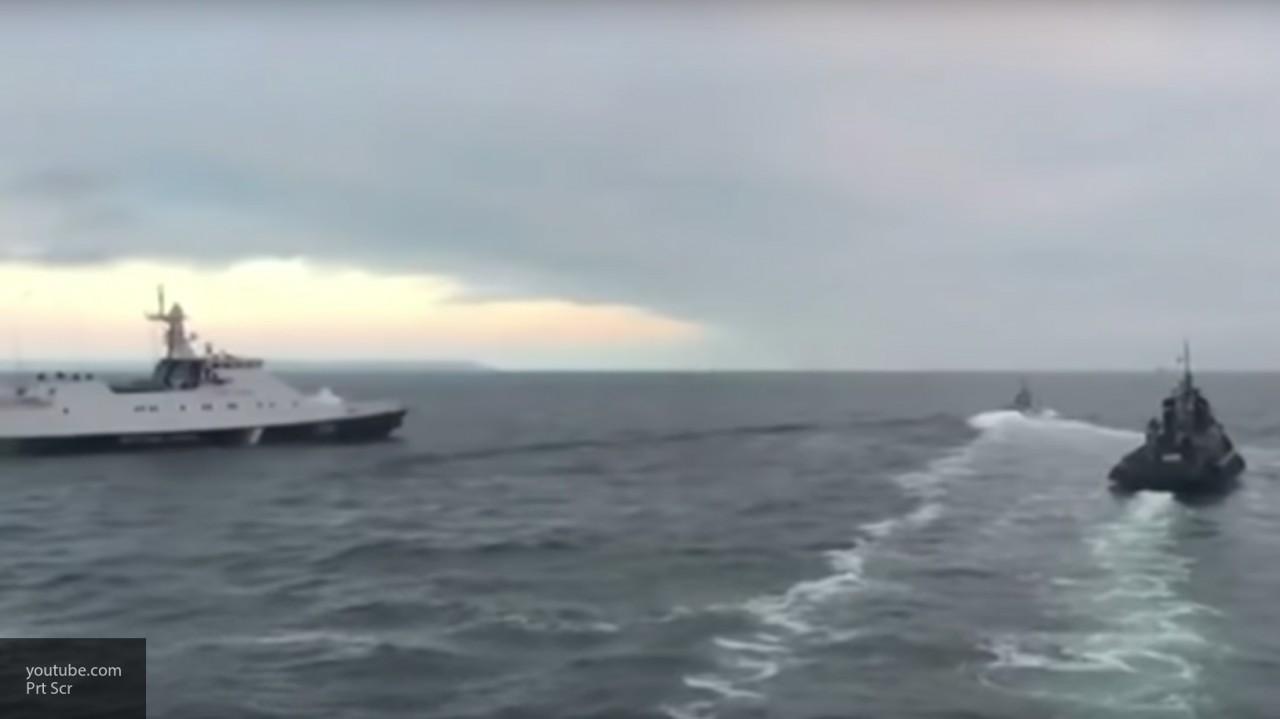 Офицер СБУ, который был задержан в Черном море, отказался от дачи показаний