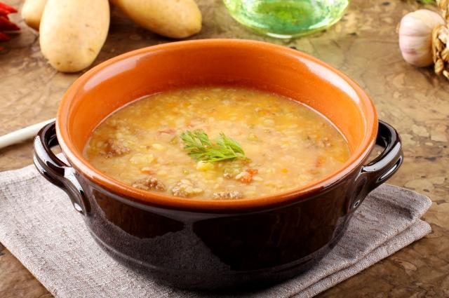 Вкуснейший белорусский суп «Тертюха»