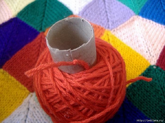 Полезное в вязании