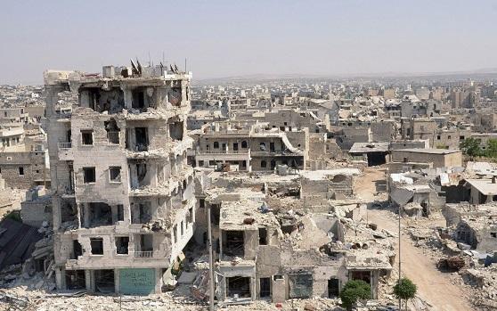 Алеппо остался без воды из-за боев уводонасосной станции
