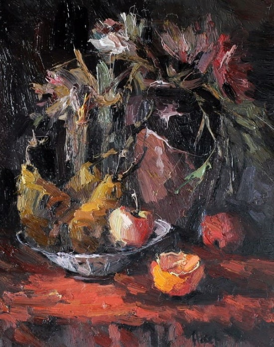 художник Иван Агеев картины – 30