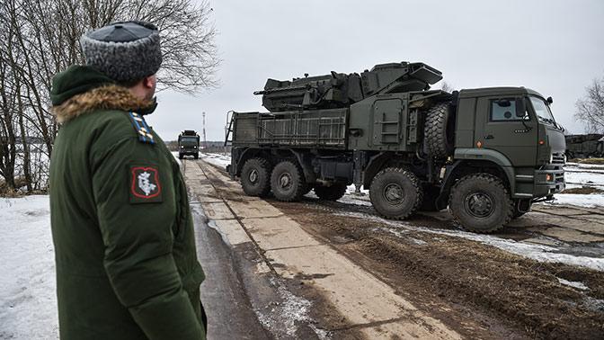 СМИ США: Россия создала идеальное оружие для борьбы с беспилотниками