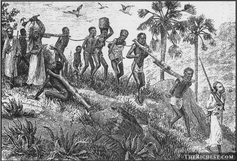 10. Рабство было отменено совсем недавно великобритания, интересно, познавательно, факты