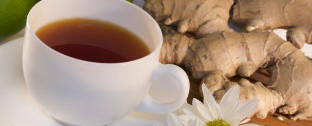 Похудение с имбирным чаем: советы и рецепты