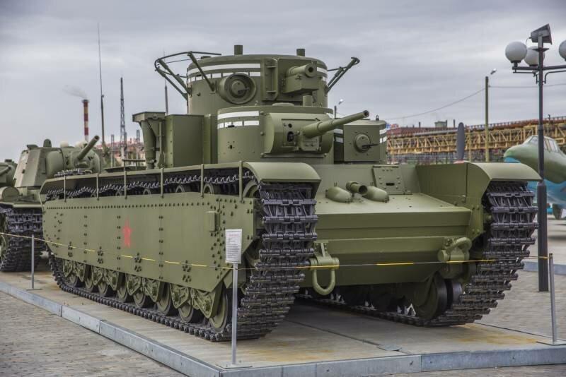Рассказы об оружии. Танк Т-3…