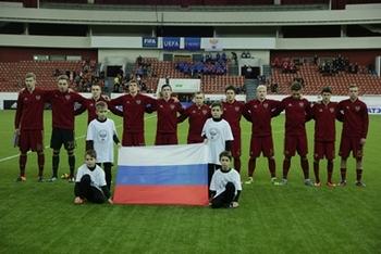 Стали известны результаты допинг-тестов сборной РФ по футболу