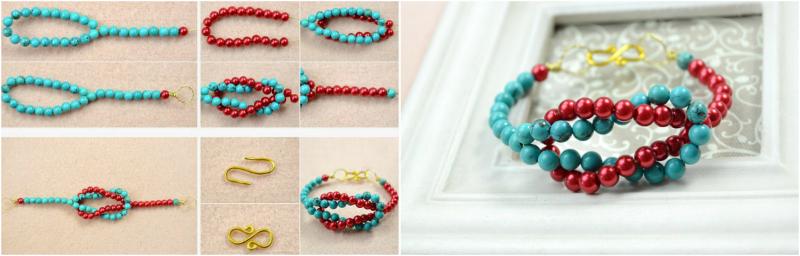 Плетение браслетов своими руками - 15 идей
