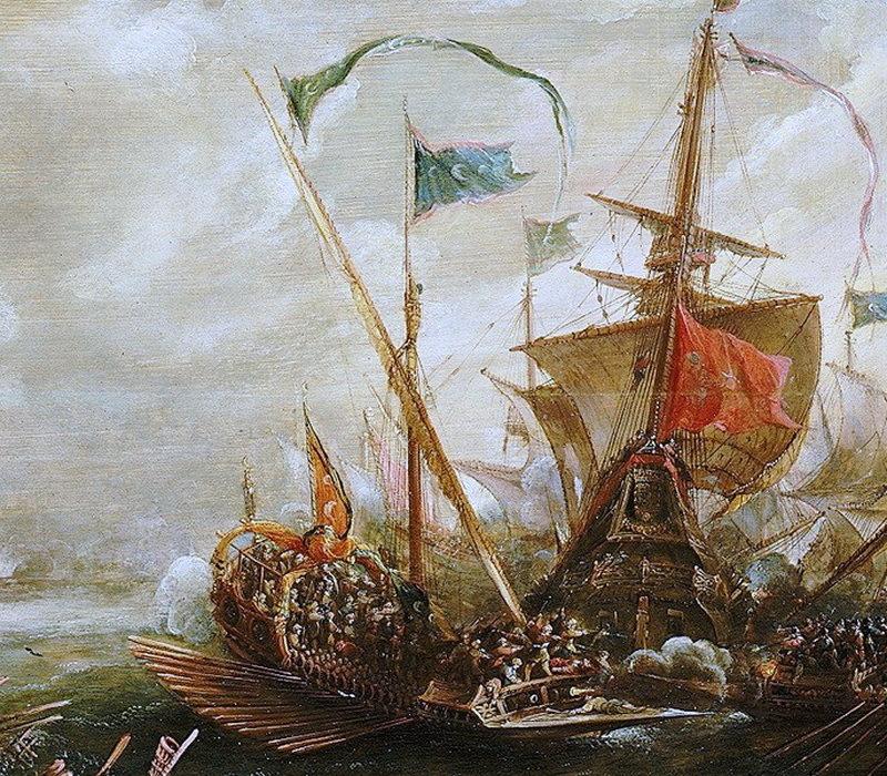 Франция против Берберии: алчность и гордыня