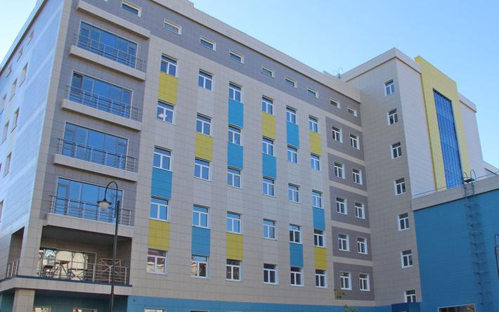 Обзор строительства новых медицинских учреждений