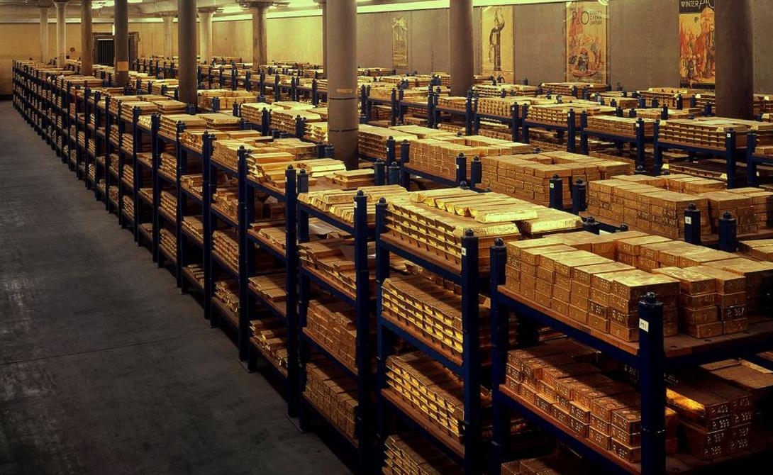 Факты о золоте, которые известны немногим