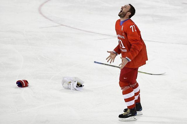 Ковальчука назвали самым ценным игроком хоккейного турнира на ОИ-2018