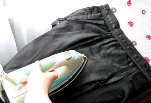 Профилактика появления блеска на брюках и методики, которые помогут его убрать