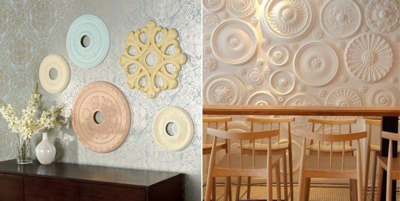 Парочка изумительных идей как украсить стены в комнате… и пусть все завидуют!