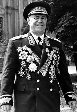 Школа диверсантов для маршала Жукова